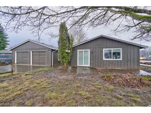 16990 SW Blanton St, Beaverton, OR 97078 (MLS #19664385) :: Cano Real Estate