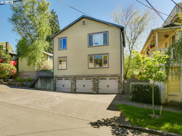 828 SE 27TH Ave #8, Portland, OR 97214 (MLS #19665266) :: Townsend Jarvis Group Real Estate