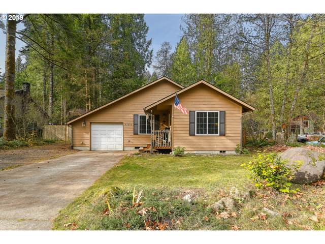 65210 E Alpine Way, Rhododendron, OR 97049 (MLS #19665720) :: Next Home Realty Connection