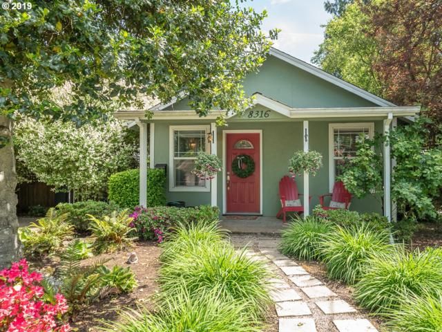 8316 SW 7TH Ave, Portland, OR 97219 (MLS #19665879) :: McKillion Real Estate Group