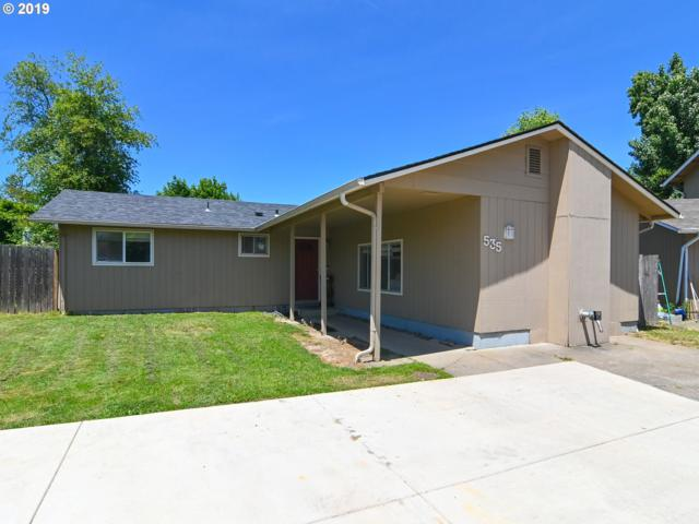 535 Dempsey Ct, Harrisburg, OR 97446 (MLS #19666229) :: The Galand Haas Real Estate Team