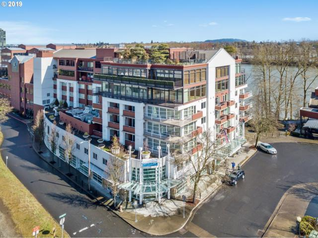 455 SW Hamilton Ct #602, Portland, OR 97239 (MLS #19666954) :: Next Home Realty Connection