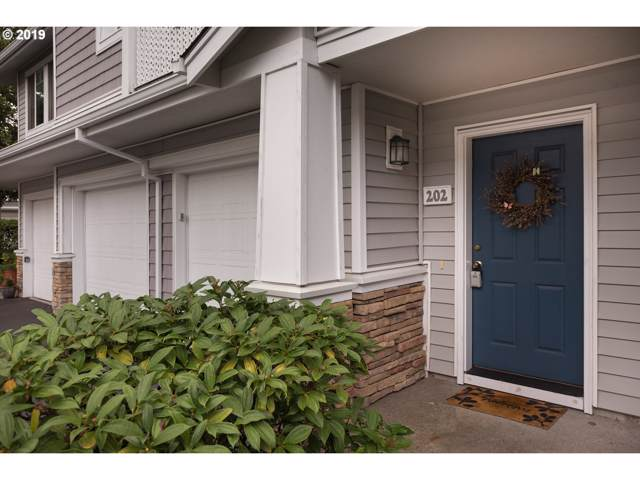 16255 SW Audubon St #202, Beaverton, OR 97003 (MLS #19667737) :: Change Realty