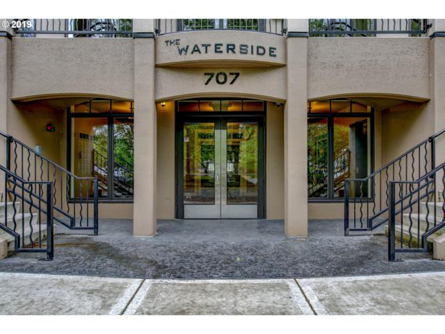 707 N Hayden Island Dr #219, Portland, OR 97217 (MLS #19667811) :: Fox Real Estate Group