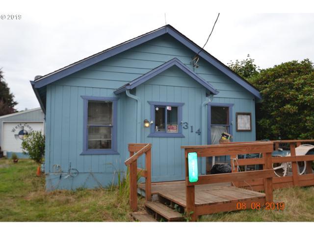 314 SE Swan Ave, Siletz, OR 97380 (MLS #19667970) :: Lucido Global Portland Vancouver