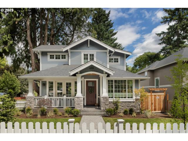 489 8TH St, Lake Oswego, OR 97034 (MLS #19668042) :: McKillion Real Estate Group