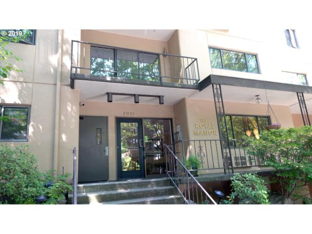 2021 SW Main St #68, Portland, OR 97205 (MLS #19669358) :: TK Real Estate Group