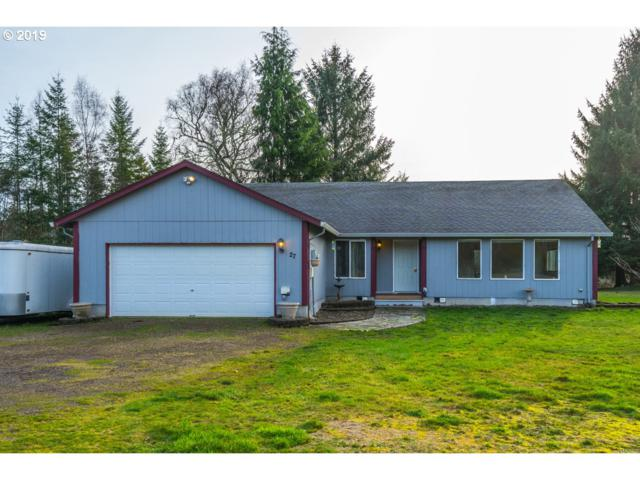 27 W Fairview Dr, Grays River, WA 98621 (MLS #19669420) :: Cano Real Estate