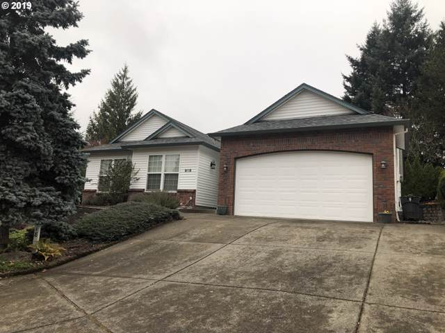 918 NW 115TH Cir, Vancouver, WA 98685 (MLS #19669463) :: Next Home Realty Connection