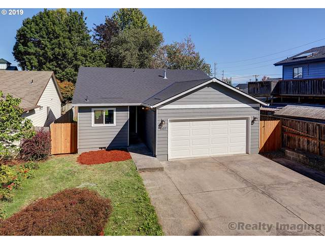 1437 SE 2ND St, Gresham, OR 97080 (MLS #19670413) :: Next Home Realty Connection