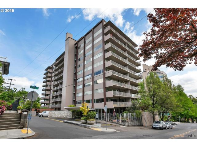 2323 SW Park Pl #506, Portland, OR 97205 (MLS #19670716) :: Cano Real Estate