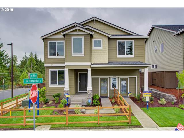 15754 SW Thrush Ln, Beaverton, OR 97007 (MLS #19671465) :: Next Home Realty Connection