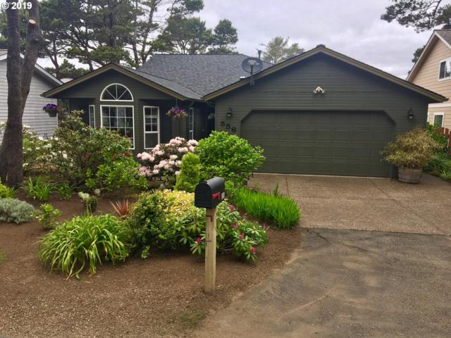 556 NW 55TH St, Newport, OR 97365 (MLS #19673364) :: McKillion Real Estate Group