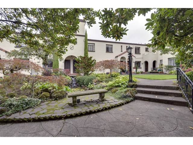 2325 NE Flanders St #6, Portland, OR 97232 (MLS #19674327) :: Next Home Realty Connection