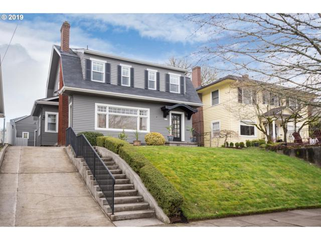 3511 NE Couch St, Portland, OR 97232 (MLS #19674963) :: Hatch Homes Group