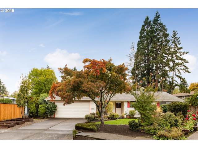13940 SW Azalea Ct, Beaverton, OR 97008 (MLS #19675549) :: McKillion Real Estate Group