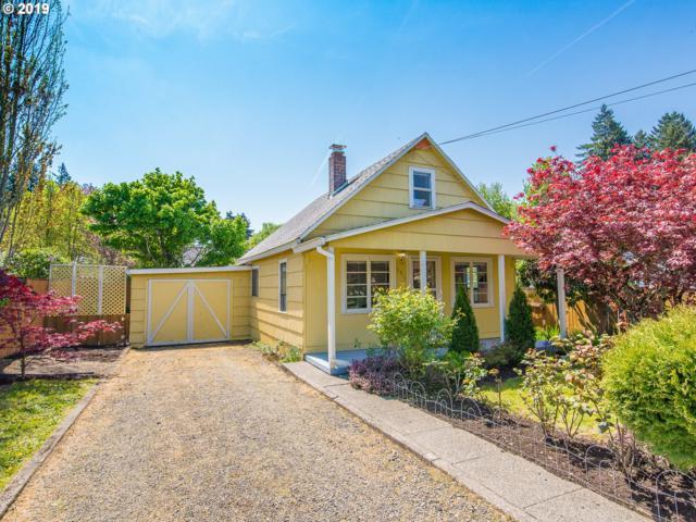 3912 SE Olsen St, Milwaukie, OR 97222 (MLS #19676050) :: McKillion Real Estate Group