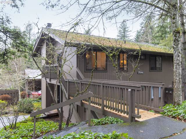 7544 SW Barnes Rd A, Portland, OR 97225 (MLS #19677774) :: Next Home Realty Connection