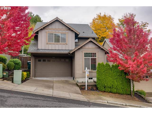 1164 NW 92ND Ave, Portland, OR 97229 (MLS #19677864) :: Change Realty