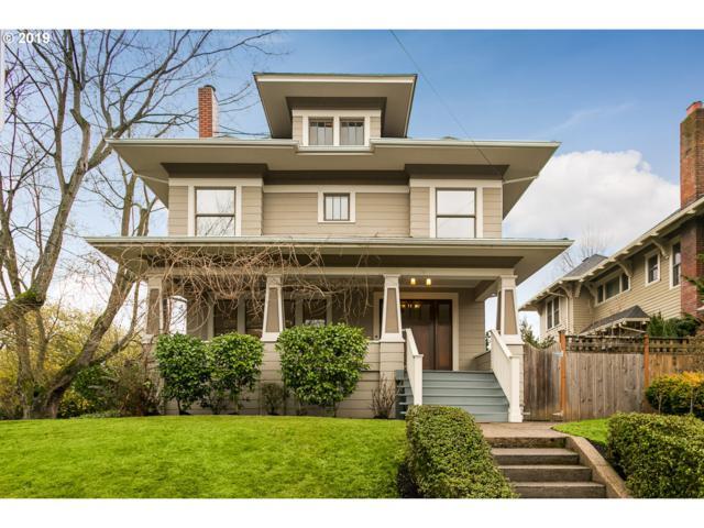 2307 NE 42ND Ave, Portland, OR 97213 (MLS #19678498) :: The Liu Group