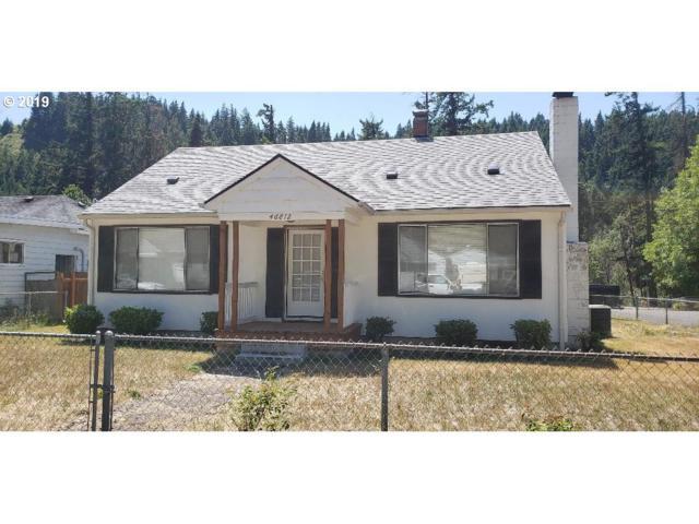 46812 Sunset Ave, Westfir, OR 97492 (MLS #19679564) :: McKillion Real Estate Group