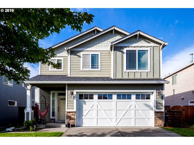 5428 NE 53RD Cir, Vancouver, WA 98661 (MLS #19680404) :: Fox Real Estate Group