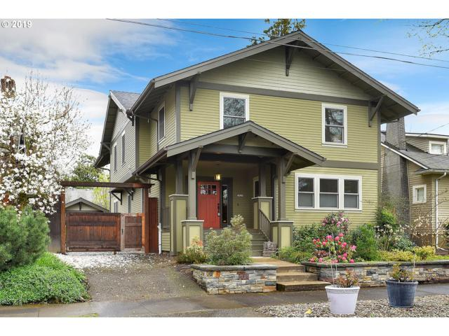 3626 NE 16TH Ave, Portland, OR 97212 (MLS #19682173) :: Townsend Jarvis Group Real Estate