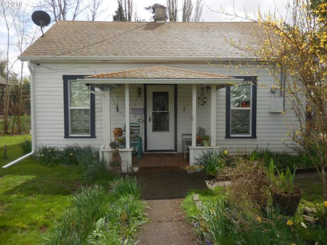 358 NW Sherman St, Sheridan, OR 97378 (MLS #19683089) :: Homehelper Consultants