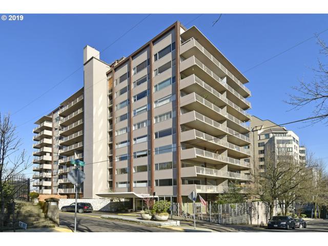 2323 SW Park Pl #505, Portland, OR 97205 (MLS #19683340) :: Cano Real Estate