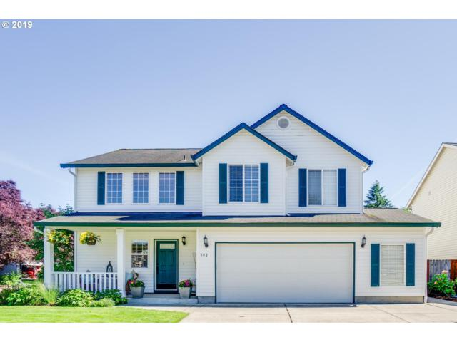 503 NW 147TH St, Vancouver, WA 98685 (MLS #19683821) :: Change Realty