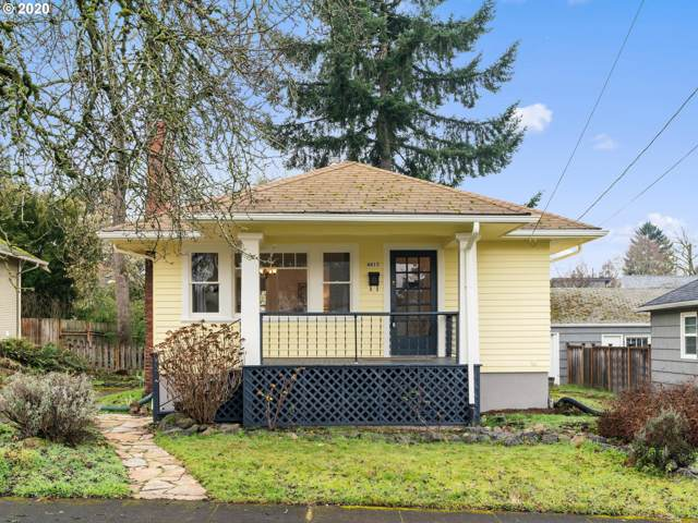 4017 NE 64TH Ave, Portland, OR 97213 (MLS #19684816) :: Fox Real Estate Group