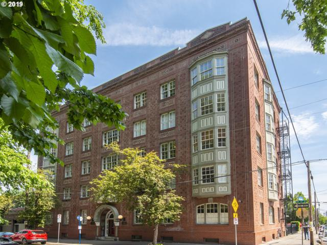 410 NW 18TH Ave #302, Portland, OR 97209 (MLS #19684891) :: TK Real Estate Group