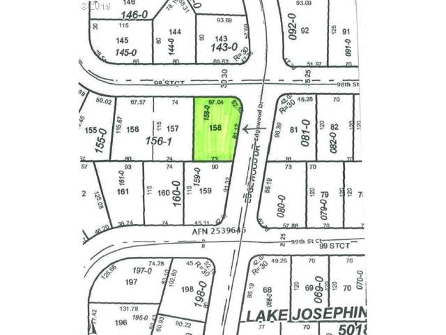12824 98th St Ct, Anderson Island, WA 98303 (MLS #19685055) :: Premiere Property Group LLC