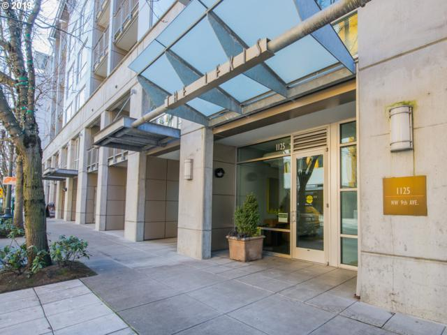 1125 NW 9TH Ave #221, Portland, OR 97209 (MLS #19685728) :: Change Realty