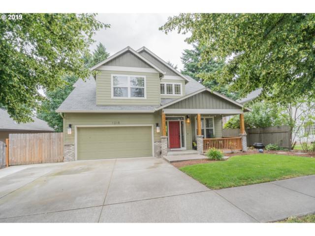 1216 NE 160TH Ave, Vancouver, WA 98684 (MLS #19686217) :: Territory Home Group