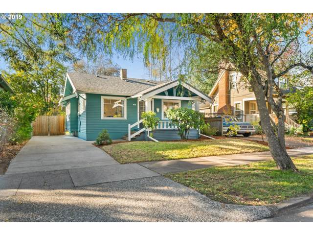 1837 SE 44TH Ave, Portland, OR 97215 (MLS #19686236) :: Next Home Realty Connection