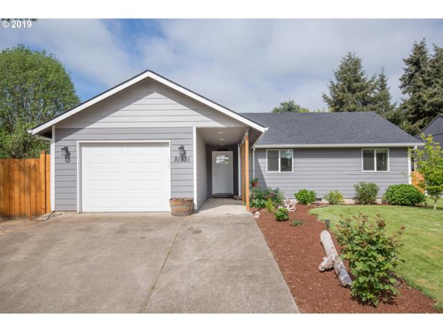 51931 SW 4TH St, Scappoose, OR 97056 (MLS #19686348) :: Change Realty