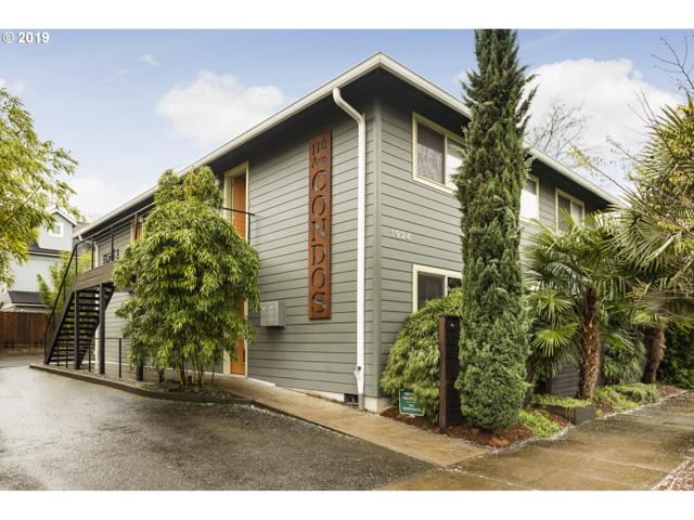 1924 SE 11TH Ave #6, Portland, OR 97214 (MLS #19687357) :: Next Home Realty Connection