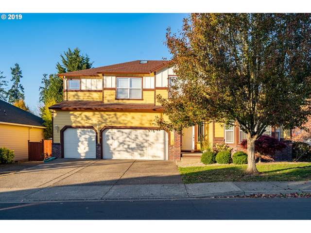 12225 SW Whistlers Ln, Tigard, OR 97223 (MLS #19687782) :: Matin Real Estate Group