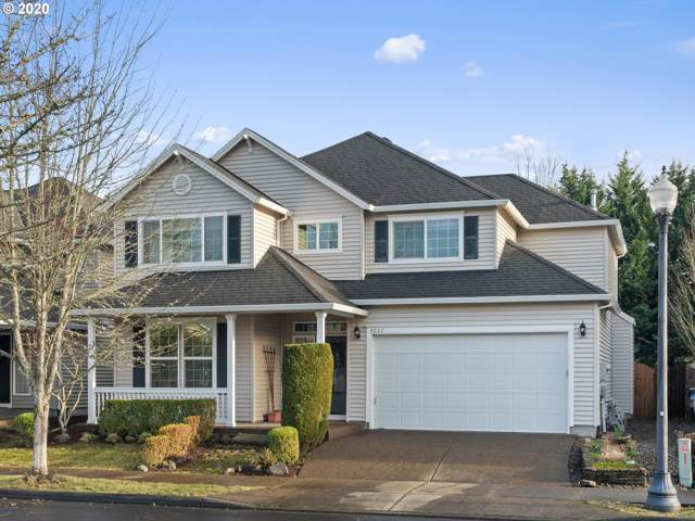 4232 NW Diamondback Dr, Beaverton, OR 97006 (MLS #19688092) :: McKillion Real Estate Group