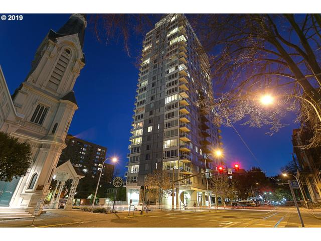1500 SW 11TH Ave #1501, Portland, OR 97201 (MLS #19688657) :: McKillion Real Estate Group