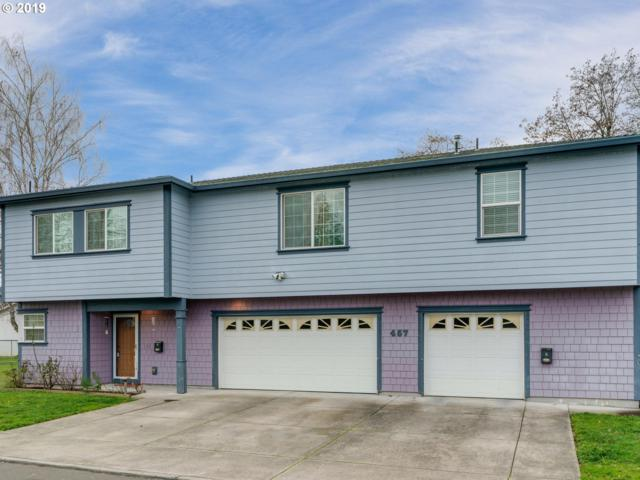 457 SE Vista Ave, Gresham, OR 97080 (MLS #19689448) :: Next Home Realty Connection