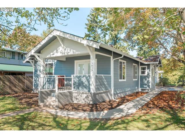 2614 E 8TH St, Vancouver, WA 98661 (MLS #19690072) :: Song Real Estate