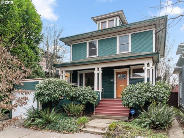 3640 SE Washington St, Portland, OR 97214 (MLS #19690584) :: Fox Real Estate Group