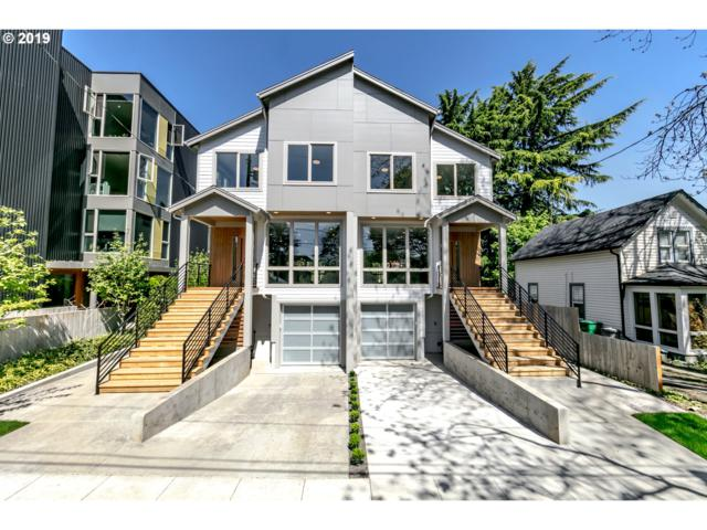 1323 SE Lambert St, Portland, OR 97202 (MLS #19691199) :: The Sadle Home Selling Team