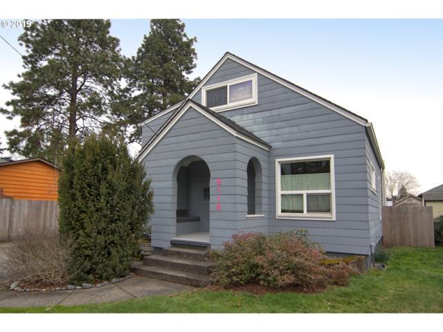8118 N Druid Ave N, Portland, OR 97203 (MLS #19691371) :: Hatch Homes Group
