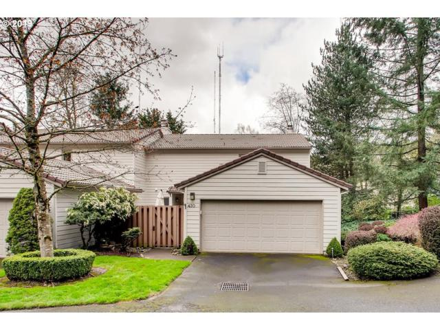 430 SW 70TH Ter, Portland, OR 97225 (MLS #19691721) :: TLK Group Properties