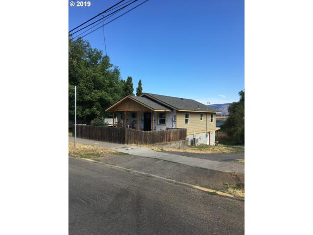 1717 E 9TH, The Dalles, OR 97058 (MLS #19693520) :: Townsend Jarvis Group Real Estate