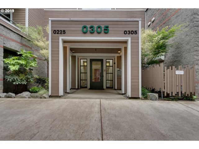 305 SW Montgomery St #504, Portland, OR 97201 (MLS #19694504) :: The Lynne Gately Team