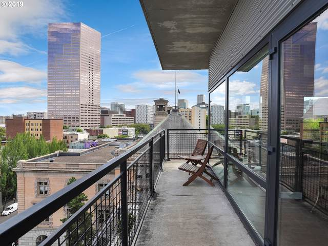 300 NW 8TH Ave #807, Portland, OR 97209 (MLS #19694538) :: Townsend Jarvis Group Real Estate
